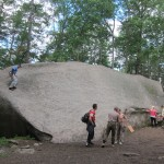 Красноярские столбы: слоник