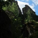 Красноярские столбы: скалы