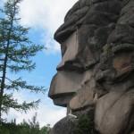 Красноярские столбы: обезьяны