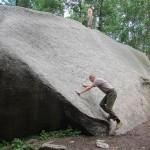 Красноярские столбы: на штурм слоника